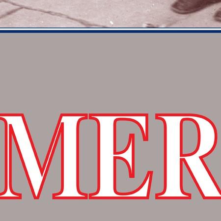 """La mostra """"La Merica"""" - pannello1"""