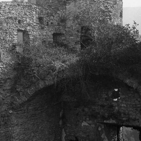 Castello di Giovagallo 1905