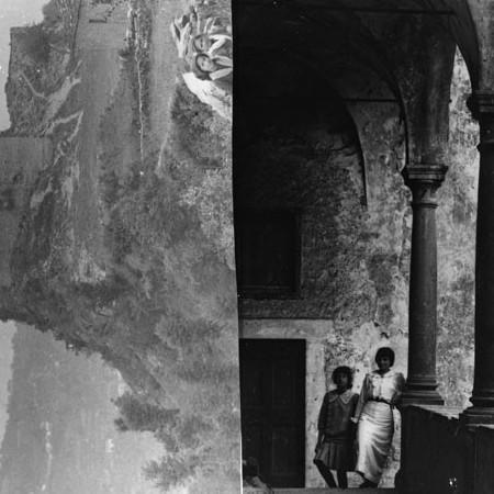 Castello di Treschietto e interno del Castello di Virgoletta