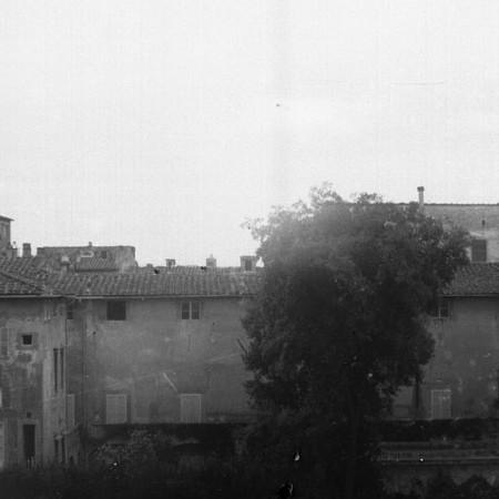 Case sul Bagnone 1900