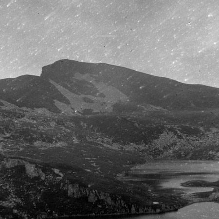 Laghi di Sillara 1900