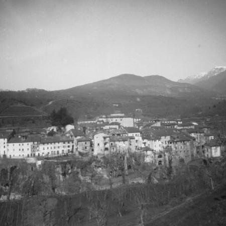 Panorama di Bagnone 1901
