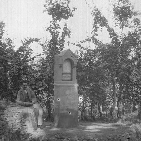 Maestà Località San Bernardino 1901