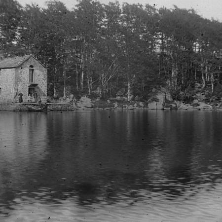 Rifugio del Lago Santo 1901
