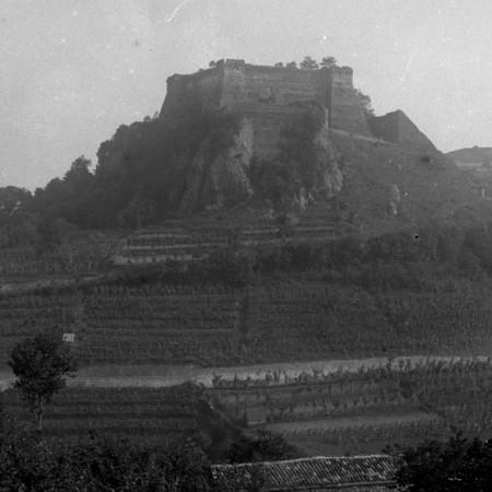 Fortezza della Brunella 1903/1904