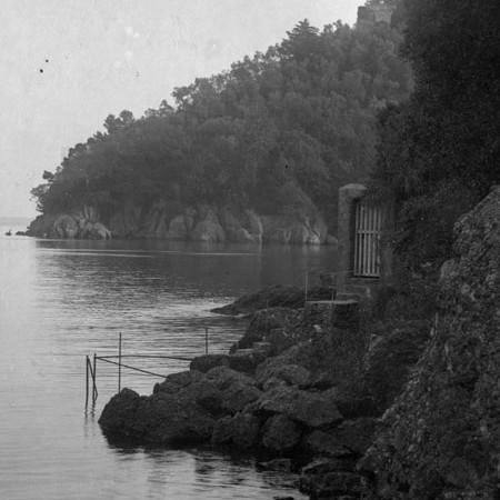 Scogliera di Portofino 1914