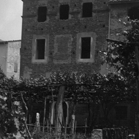 Scorcio di Via Cava e Calci 1915