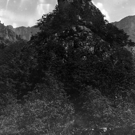 Panorama appenninico sopra Iera 1919