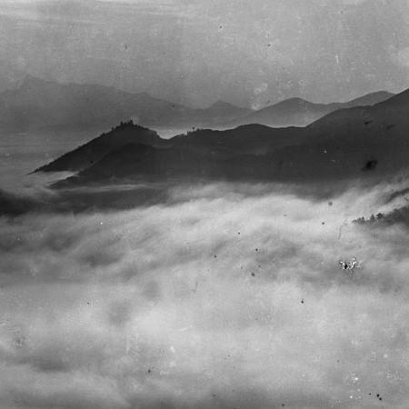 San Terenzio sotto la nebbia 1923