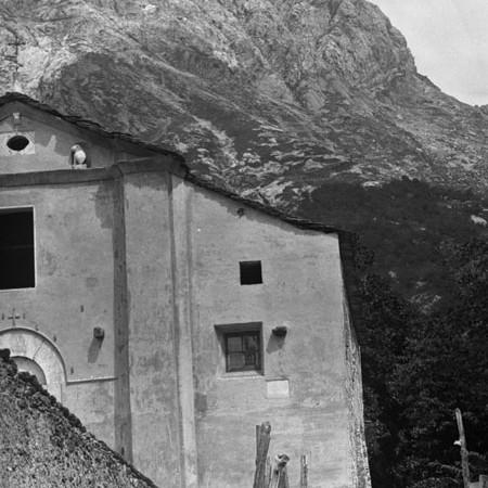 Chiesa di Vinca 1922