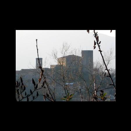 Profilo del castello