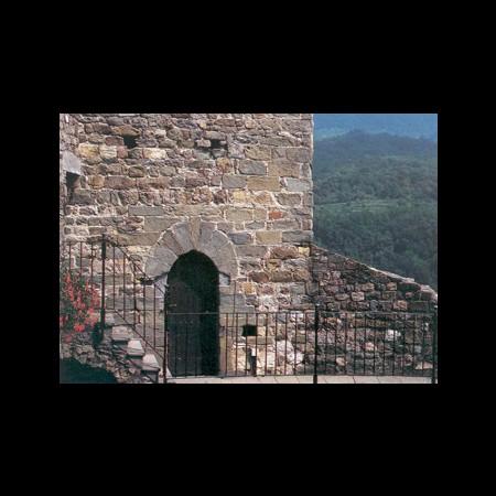 Ingresso alla torre